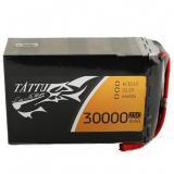 Аккумулятор Tattu LiPO 22,2 В 30000 мАч 6S 25C (TA-25C-30000-6S1P)