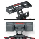 Автомобиль Traxxas E-Revo VXL Brushless Monster 1:16 RTR 328 мм 4WD TSM 2,4 ГГц (71076-3 Blue)