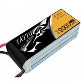 Аккумулятор Tattu LiPO 22,2 В 12000 мАч 6S 15C (TA-15C-12000-6S1P)