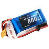 Аккумулятор Gens Ace LiPO 11,1 В 800 мАч 3S 40C (B-40C-800-3S1P)