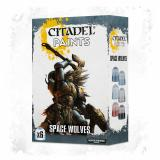SPACE WOLVES PAINT SET