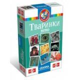 Игра для самых маленьких Granna Мемо Животные (укр.язык) (82319) CBGames