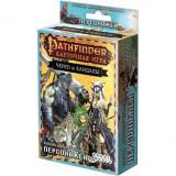Pathfinder. Карточная игра: Череп и Кандалы. Колода дополнительных персонажей (Pathfinder Adventure Card Game: Skull & Shackles – Character Add-On Deck)