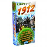 Ticket to Ride Europe 1912 Expansion (Билет на поезд: Европа 1912)