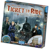 Ticket to Ride: United Kingdom Map Collection (Билет на Поезд: Великобритания)