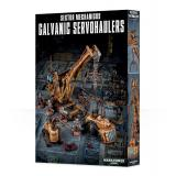 SECTOR MECHANICUS: GALVANIC SERVO-HAULERS
