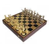 Шахматы SK19BLU 51х51см, Manopoulos,