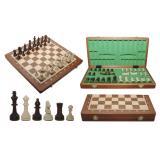 Шахматы 3054 Intarsia турнирные N4 41х20,5х5см (король-85мм)