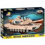 Конструктор COBI Танк M1 Абрамс, 815 деталей
