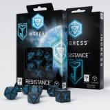 Набор кубиков Ingress Resistance Dice Set