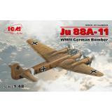 ICM 48235 Немецкий бомбардировщик Ju 88A-11