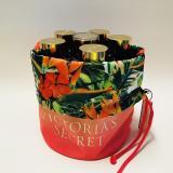 Оригинал - Сумочка для косметики Victoria's Secret Neon Paradise Drawstring Beauty Bag (Виктория Сикрет) KS7