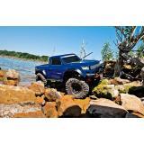 Автомобиль Traxxas TRX-4 Sport1:10 RTR 557 мм 4WD 2,4 ГГц (82024-4 Blue)