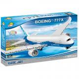 Конструктор COBI Боинг 777Х, 625 деталей