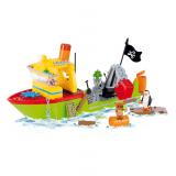 Конструктор COBI 'Іржавий човен', 271 деталей