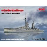 ICM S.015 Немецкий линейный корабль Grosser Kurfurst