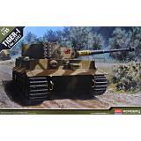 Немецкий танк Tiger I, поздний (ACADEMY 13314)