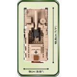 Конструктор COBI САУ Штурмпанцер II, 465 деталей