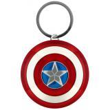 Официальный брелок Captain America - Shield 3D Metal Keychain