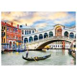 Пазл Eurographics Венеция. Мост Риальто. 1000 элементов