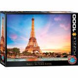 Пазл Eurographics Париж. Эйфелевая башня. 1000 элементов