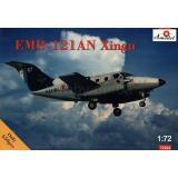 AMO 72364 Самолет Embraer EMB-121AN Xingu France
