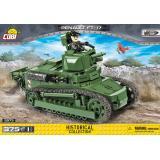 Конструктор COBI Танк РеноФТ-17, 375 деталей