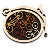 Constantin puzzle Bike Ched | Велосипеды