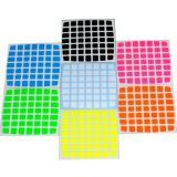 7х7 | Moyu флюо 7 цветов Z Full-Bright