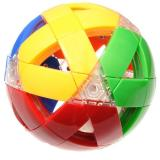 DaYan Rhombic 12 Axic Ball #3 | 6-solid-color