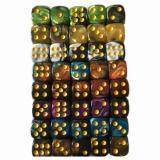 Кубик D6 с точками Mix Color (цвет в ассортименте)