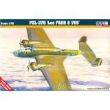 MCR D-09 Самолет PZL-37B Los` FARR and VVS