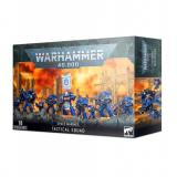 SPACE MARINES TACTICAL SQUAD