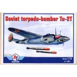 NA AVIATRAK_7201 Самолет Ту-2Т 1/72