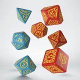 Набор кубиков Pathfinder Extinction Curse Performer's Dice Set