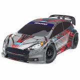 Автомобиль Traxxas Scale Ford Fiesta ST Rally 1:10 RTR 534 мм 4WD 2.4 ГГц (74054-4)