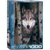 Пазл Eurographics Волк, 1000 элементов