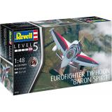 Сборная модель-копия Revell Многоцелевой истребитель Тайфун