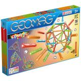 Geomag Confetti 127 деталей | Магнитный конструктор Геомаг