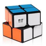 QiYi QiDi S 2x2 black   Кубик 2х2 черный