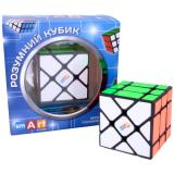 Smart Cube 3х3 Fisher черный | Кубик Фишера
