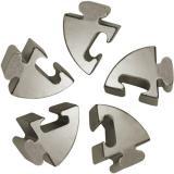 5* Спираль (Huzzle Spiral)   Головоломка из металла