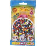Набор цветных бусин, 1000 шт, 22 цветов (207-67)