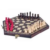 Шахматы Тройные 28 см