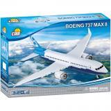 Конструктор COBI Boeing 737 MAX 8, 320 деталей