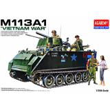 Бронетранспортёр (БТР) M-113A1 (ACADEMY)