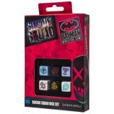 Набор кубиков Batman Miniature Game - D6 Suicide Squad Dice Set