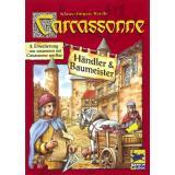 Carcassonne: Traders and Builders (Каркассон: Торговцы и Строители)