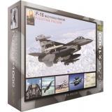 Пазл Eurographics F-16 в полете, 1000 элементов