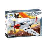 Конструктор COBI Топ Ган 2 Истребитель P-51